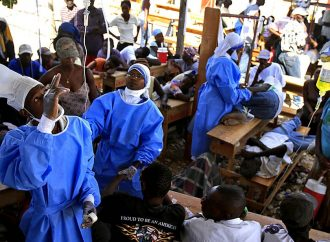 30 nouveaux cas de choléra recensés a Cornillon Grand-bois