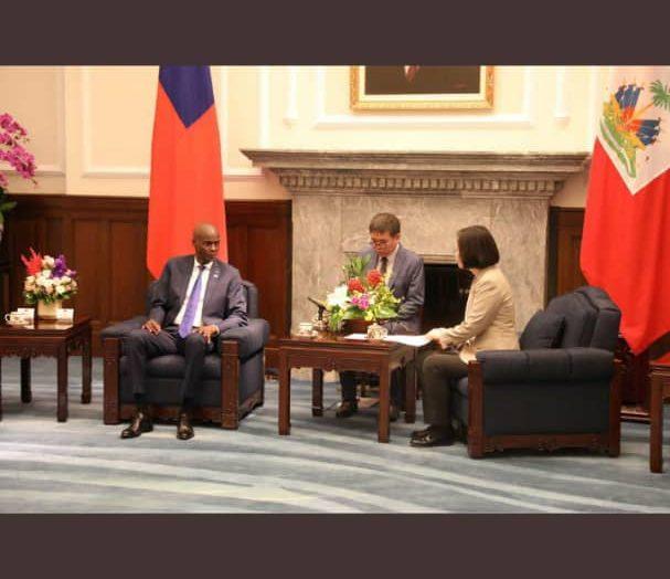 Haïti-Taiwan-coopération: un comité binational de haut niveau créé pour renforcer les relations entre les 2 pays