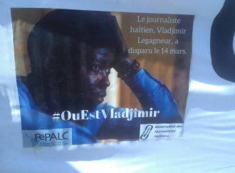 Disparition de Vladjimir Legagneur: l'épouse du disparu auditionnée