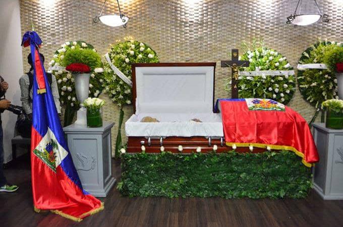 Henry Namphy enterré en République Dominicaine