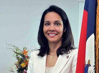 Une Haïtienne élue présidente du groupe des ambassadeurs francophones de France