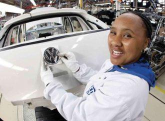 Une première Volkswagen assemblée au Rwanda