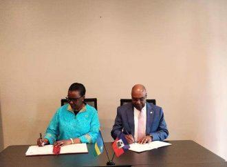 Diplomatie: Haïti et Rwanda se tendent la main
