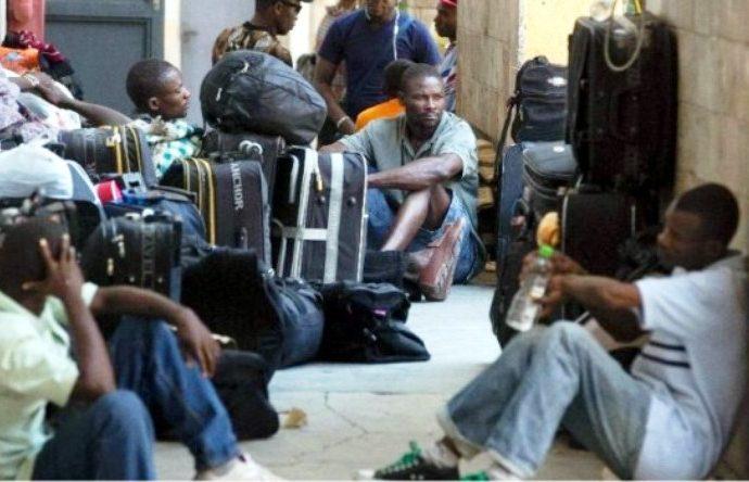 Des Haïtiens aux Chili veulent revenir dans leur pays, les autorités chiliennes les accompagnent