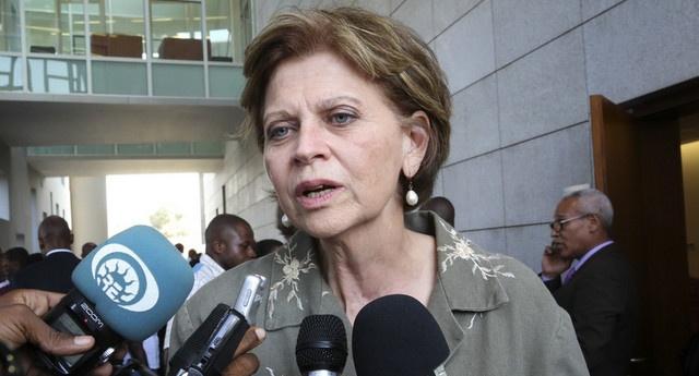 Helen M. La Lime, nouvelle cheffe de la MINUJUSTH