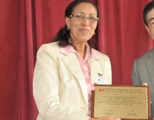 L'ex-ministre de la santé Michaëlle Amédée Gédéon, morte d'un accident de voiture