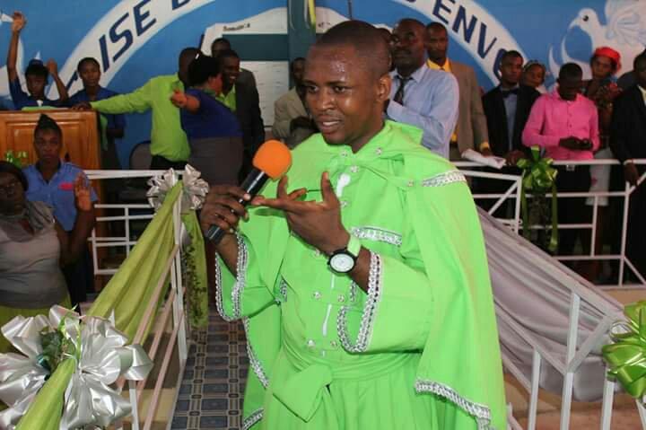 2 500 gourdes pour rencontrer le prétendu prophète Mackenson Dorilas