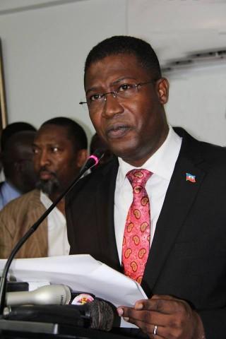 L'ex-ministre ministre de la justice Camille Édouard Jr. convoqué au cabinet d'instruction