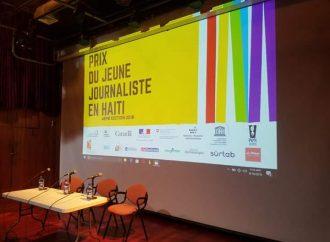 La 4ème édition du prix du jeune journaliste est lancée