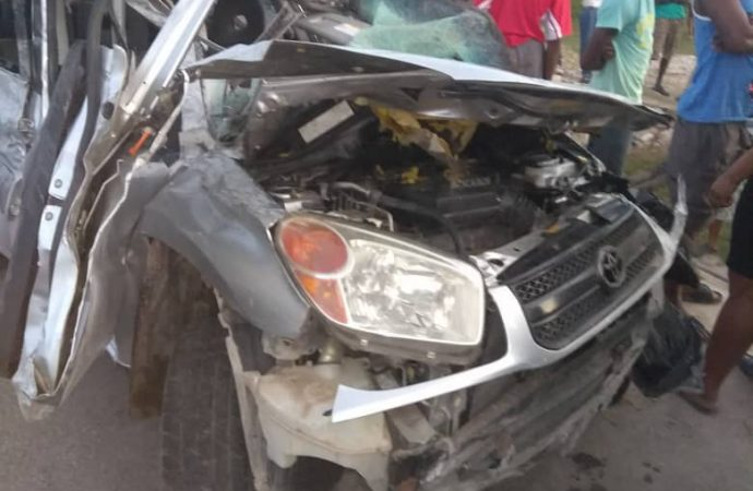Cayes-Accident de la circulation: 3 morts dont un policier
