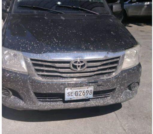 »La voiture immatriculée SE a été volée et truquée», selon Michel- Ange Louis-Jeune