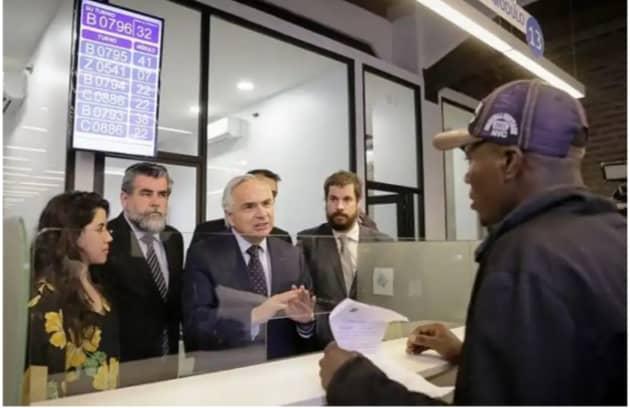 Le Chili élabore un plan humanitaire de retour volontaire pour des migrants haïtiens