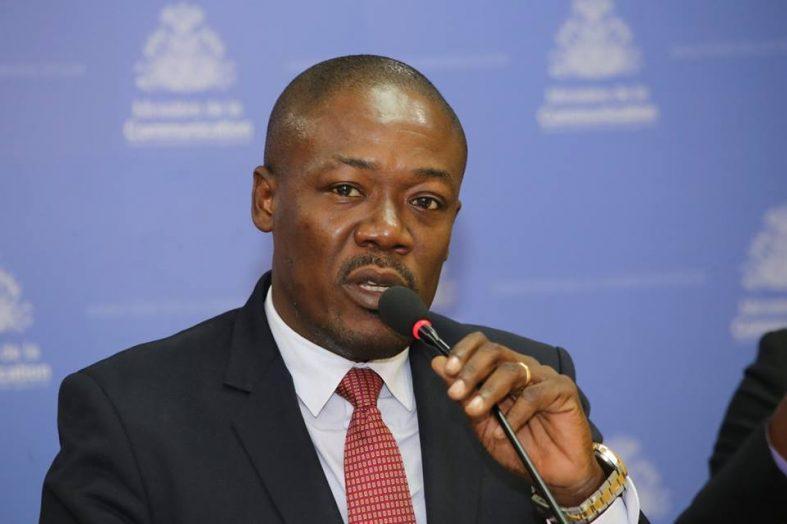 """""""Il n'y a pas eu d'attaque contre le président au Pont-rouge"""", selon Eddy Jackson Alexis"""