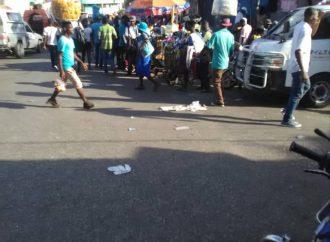 Reprise des activités commerciales dans la région métropolitaine de Port-au-Prince