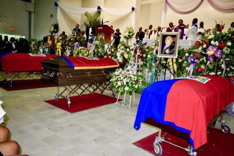 Ouanaminthe: Funérailles officielles pour les 3 personnes emportées par la rivière Canarie