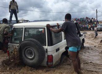 Ouanaminthe :7 personnes dont 2 juges emportés par une rivière en crue