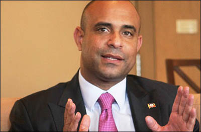 PetroCaribe : Laurent Lamothe salue l'annonce du PM Céant