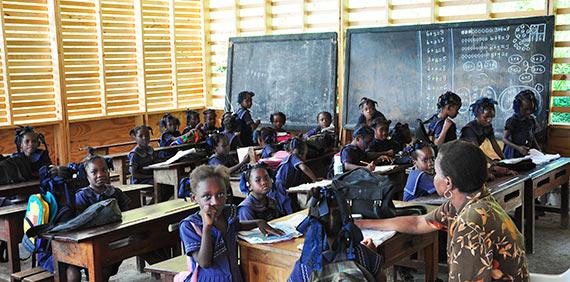 Haïti-Crise: Après une semaine perdue, le MENFP invite les élèves à regagner leurs salles de classe