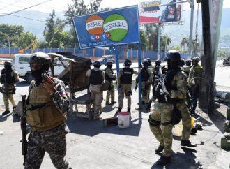 Des agents de la PNH et jordaniens prennent le contrôle de village de Dieu