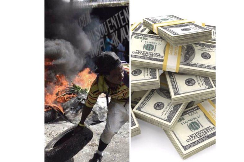 La crise politique actuelle un coup dur pour l'économie haïtienne