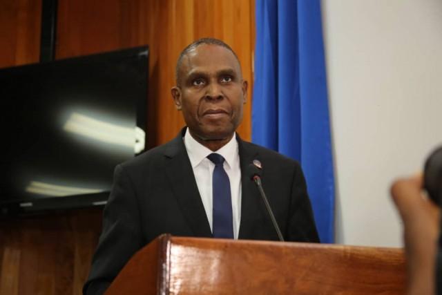 PetroCaribe : PM Céant promet à la CSCCA l'encadrement nécessaire