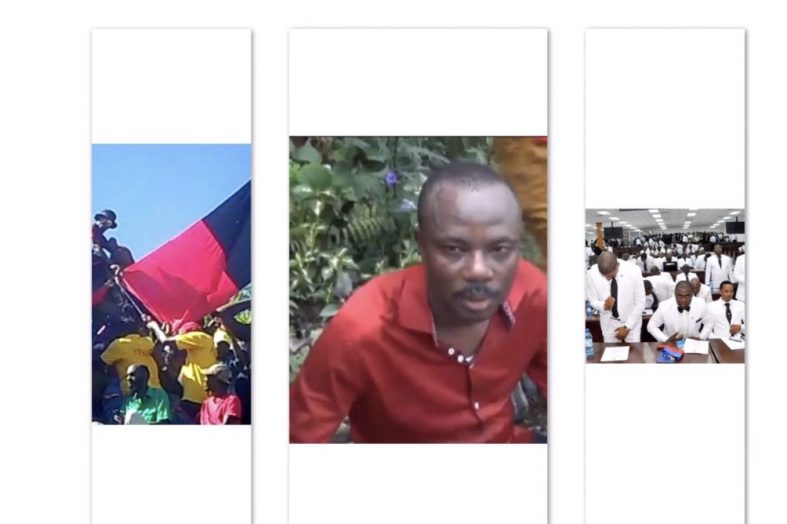 Profanation du drapeau, Moise Jean-Charles critiqué par des parlementaires