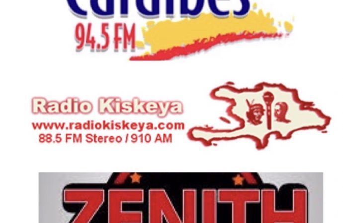 Caraïbes et Zénith FM tendent la main à Kiskeya