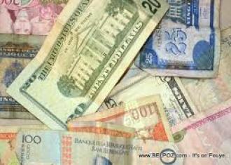 Taux de change : 81 gourdes pour 1 dollar dans certains restaurants à Pétion-ville