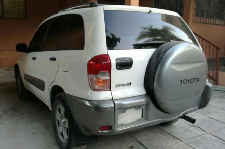 Vol de plaque d'une voiture à Pétion-Ville, le propriétaire lance un SOS