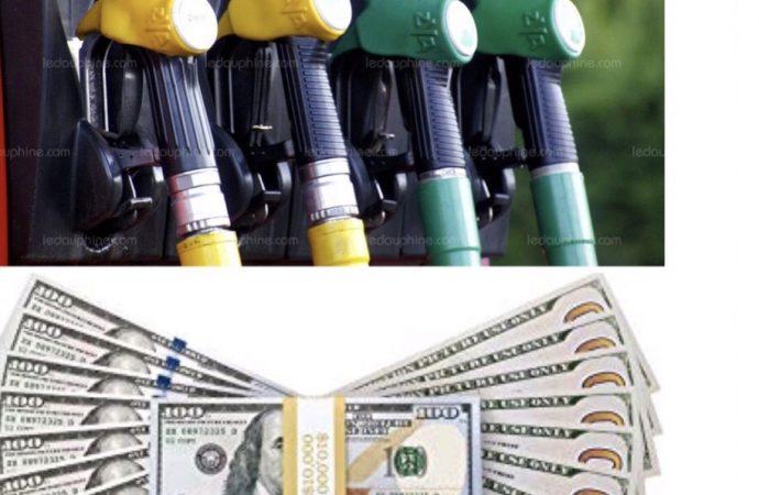 Les pompes à essence ne désemplissent pas, le BMPAD tente vainement de rassurer