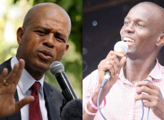 Jovenel Moïse s'est désabonné du compte Twitter de Michel Martelly