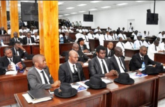 Crise en Haïti, le Parlement ne fonctionne pas !