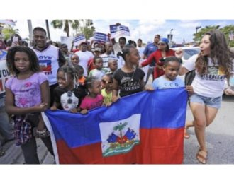 Haïti-États-Unis: prolongation du programme TPS jusqu'en 2020