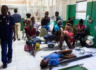 Haïti-Crise: À l'HUEH des malades sont en agonie