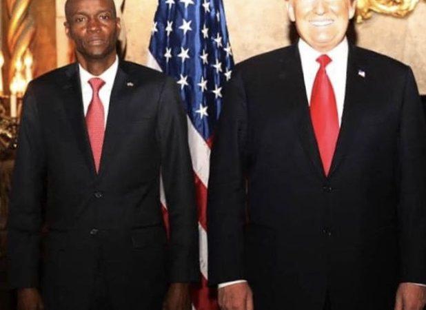 Jovenel Moïse et Donald Trump ont parlé d'investissement