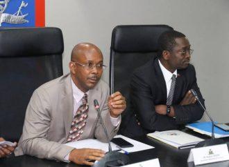 Conseil de Gouvernement :  Jean Michel Lapin donne des directives