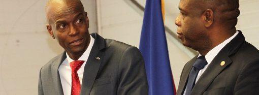 Président Trump Rencontre Président Moïse à l'AGNU