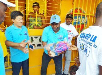 FAES: Taïwan se réjouit de la bonne utilisation de l'aide offerte à Haïti