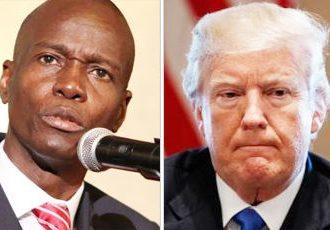 Jovenel Moïse et d'autres présidents rencontreront Donald Trump ce vendredi