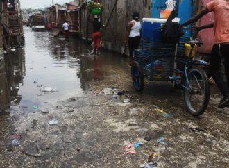 Les habitants de la Saline appellent à l'aide suite aux inondations