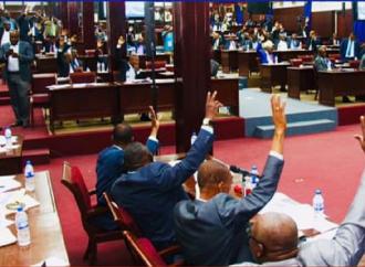 La chambre des députés a voté une loi augmentant le salaire minimum des entreprises industrielles et commerciales.