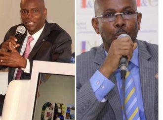 Haïti/ Politique  Fêtes de Pâques : Jovenel Moïse et Jean Michel Lapin prêchent le pardon et l'unité