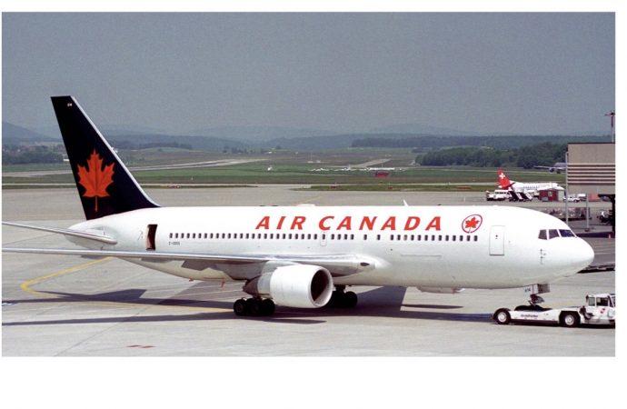 Prolongation de la suspension des vols d'Air Canada sur Haïti