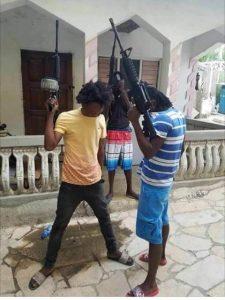 Haïti/Insécurité : Les chefs de gangs sont des bandits et non des leaders communautaires !