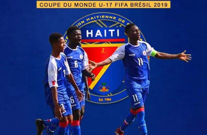 Haïti / Sport  Football : Haïti obtient son ticket  pour le Mondial U-17