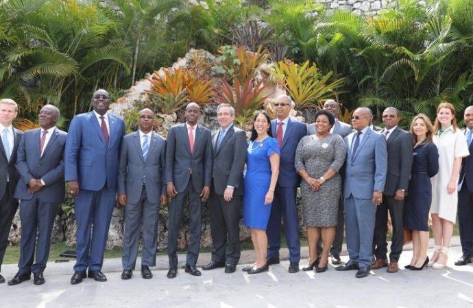 Une délégation de l'OPIC visite Haïti : rassuré,  Jovenel Moïse parle de perspectives d'emplois