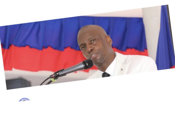 """""""Sans un dialogue franc et sincère le pays sombrera dans l'anarchie"""", répète Jovenel Moise"""
