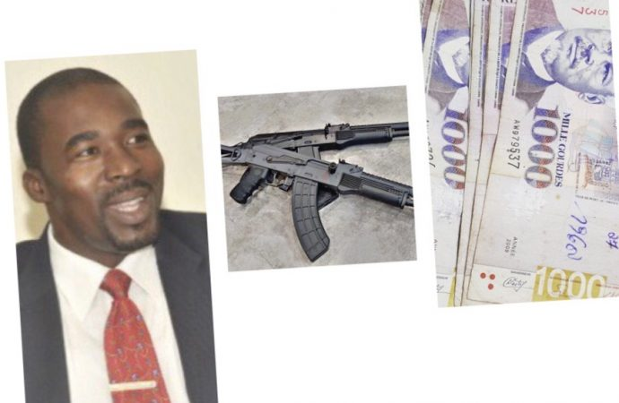 Arnel Bélizaire recevait 400 mille gourdes par semaine des gangs de Croix-des-bossales, selon Sénatus