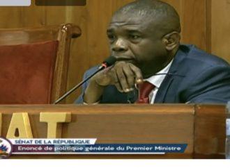 Haïti / Politique  La séance de ratification reprise après avoir été interrompue par des Sénateurs de l'opposition