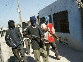 76 gangs armés recensés par la commission de désarmement